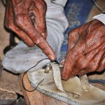 Female Shoemaker Breaks Down Barriers