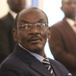 Zimbabwe VP Kembo Mohadi Tender His Resignation