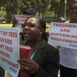 Zimbabwe Parliament Move A Motion For Teachers' Salaries