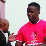 Ngwerume Ready To Show Off At Sheashum FC